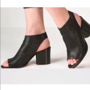 """""""Cilly"""" French Connection Open Toe Booties! 💥"""